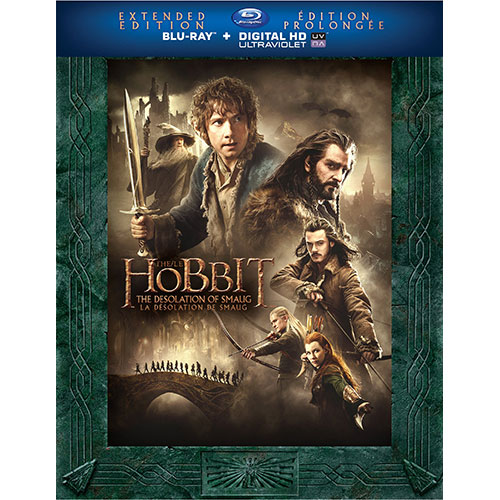 Hobbit: Desolation of Smaug (Extended Edition) (Blu-ray)