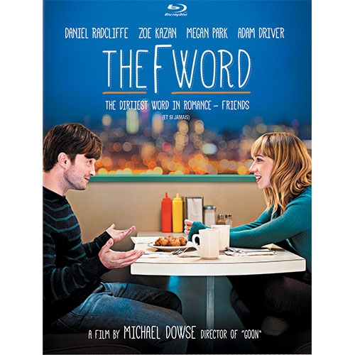 F Word The (Blu-ray) (2014)