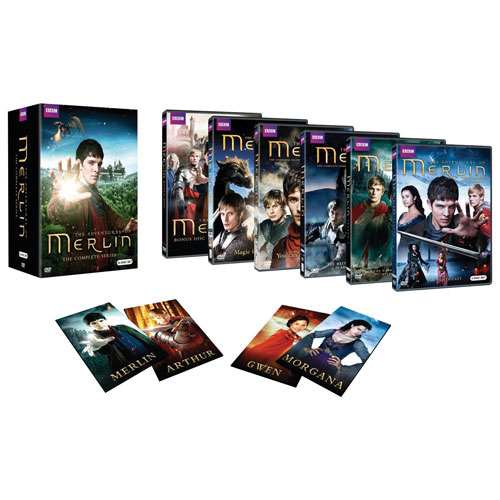 Merlin : The Complete Series