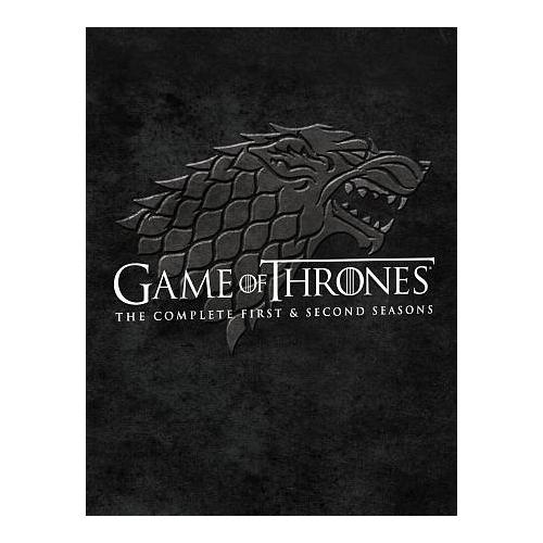 Game of Thrones: Saisons 1 & 2 (Blu-ray)