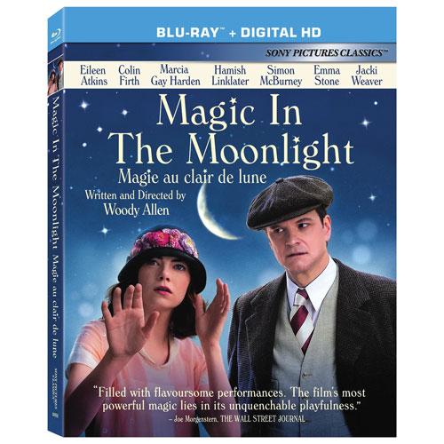 Magic in The Moonlight (Bilingual) (Blu-ray)