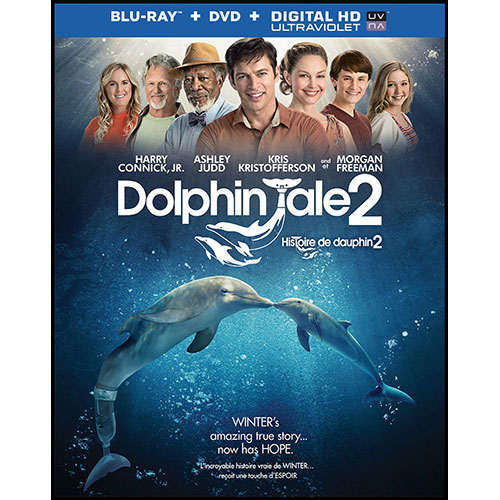 Dolphin Tale 2 (Blu-ray Combo)