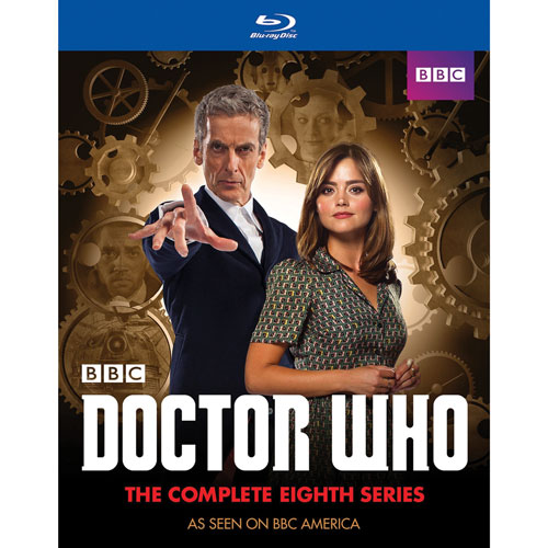 Doctor Who: Complete Eighth Series (Blu-ray)