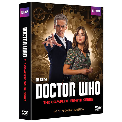 Doctor Who: Complete Eighth Series