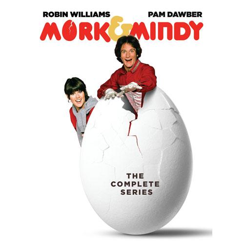 Mork & Mindy - L'intégrale de la série