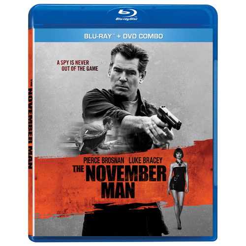 November Man (Combo Blu-ray) (2014)