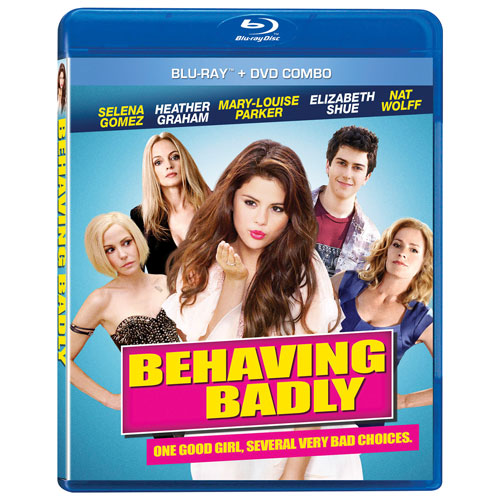 Behaving Badly (Blu-ray Combo) (2014)