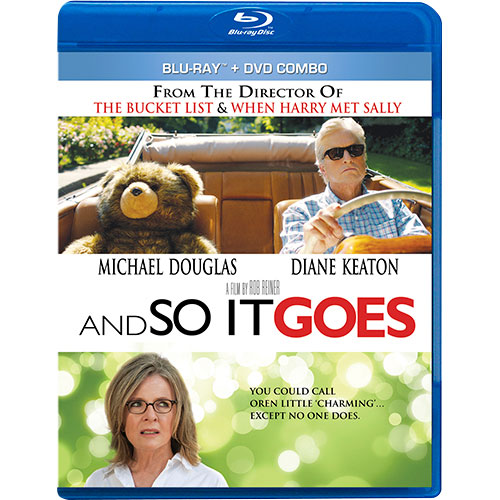 And So It Goes (Blu-ray Combo) (2014)