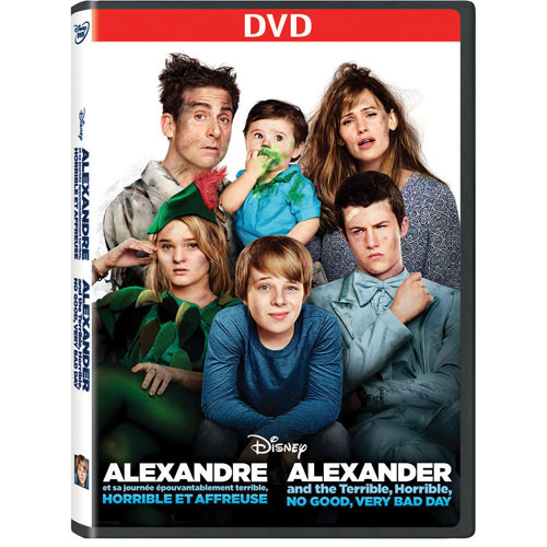 Alexander and the Terrible Horrible No Good Very Bad Day (French) (2014)