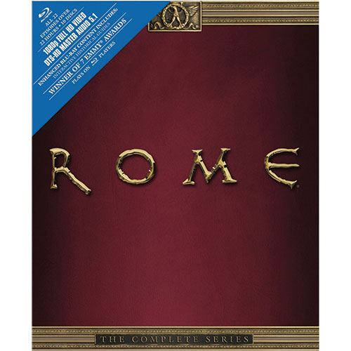 Rome: Complete Series (Blu-ray)
