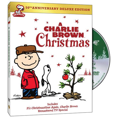Charlie Brown Christmas (Édition 50e anniversaire de luxe)
