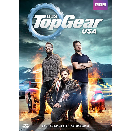 Top Gear USA : saison 4