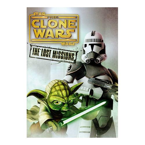Star Wars: Clone Wars: The Lost Missions (English)