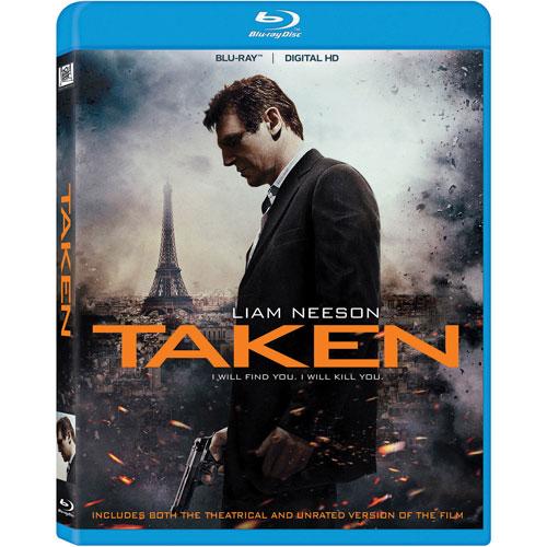 Taken (Blu-ray) (2009)