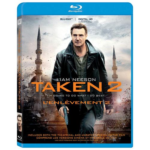 L'enlèvement 2 (Blu-ray) (2012)
