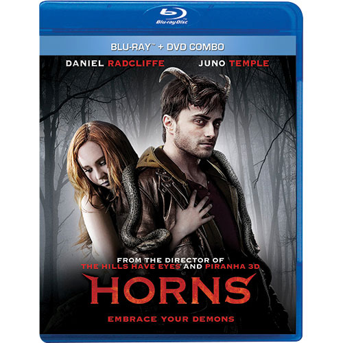 Horns (Blu-ray Combo)