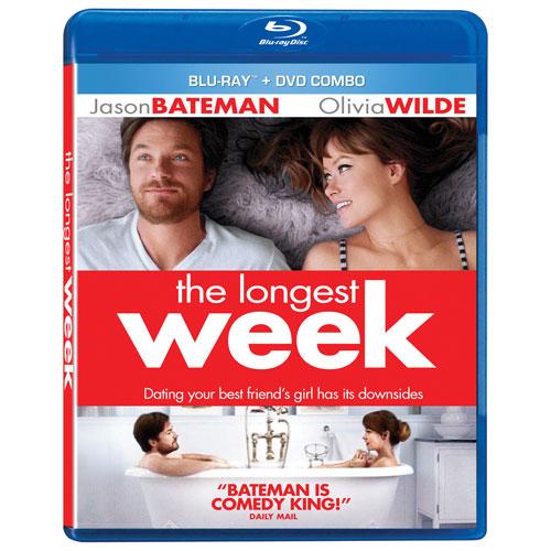 Longest Week (Blu-ray Combo) (2014)