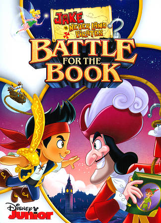 Jake and The Never Land Pirates: Battle For The Book (2014)