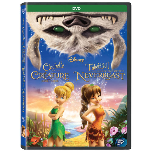 Tinkerbell and the Legend of the Neverbeast (French) (2015)