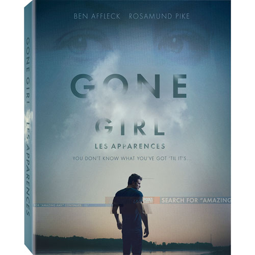 Gone Girl (Combo Blu-ray) (2014)