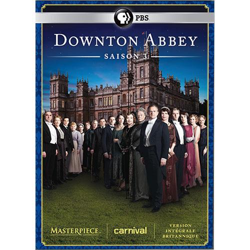 Downton Abbey: Season 3 (French)