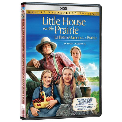 Little House on the Prairie: Season 4