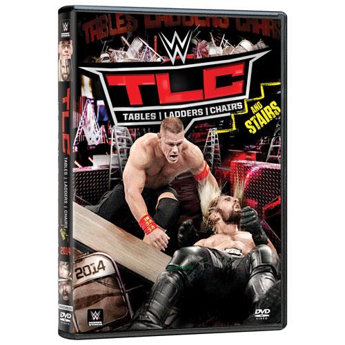 WWE : TLC 2014