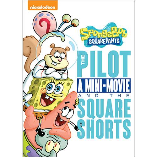 Spongebob Squarepants: Pilot Mini Movie & The Squareshorts