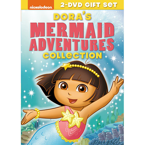 Dora's Mermaid Adventure Collection