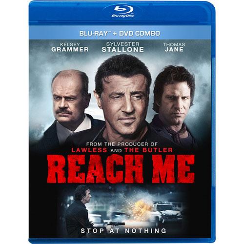 Reach Me (Blu-ray Combo) (2014)