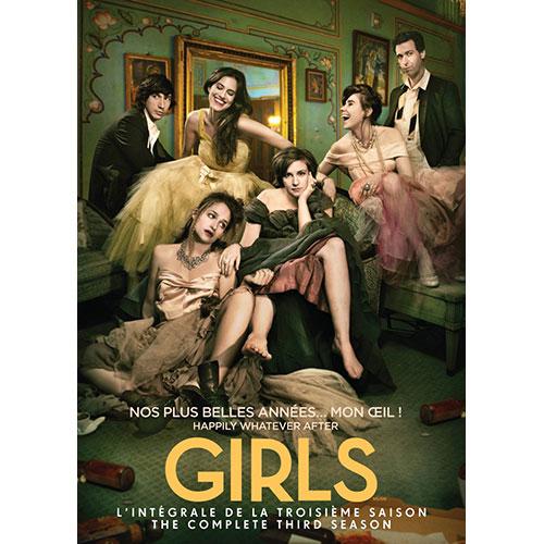 Girls : Saison 3 (Bilingue) (DVD)