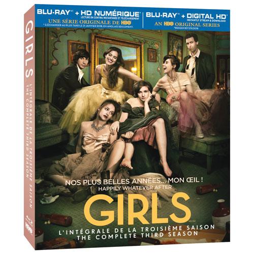 Girls: Season 3 (Bilingual) (Blu-ray)