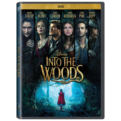 Into the Woods (English) (2014)