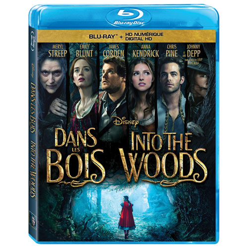 Into the Woods (français) (Blu-ray) (2014)