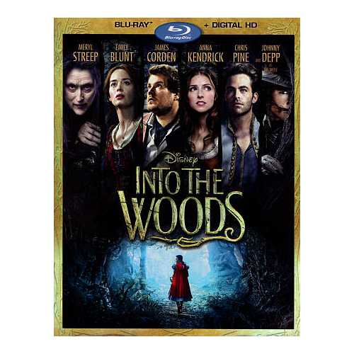 Into the Woods (English) (Blu-ray) (2014)