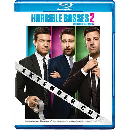 Horrible Bosses 2 (Combo Blu-ray) (2014)