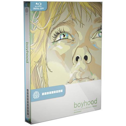 Boyhood (Mondo X SteelBook) (Only at Best Buy) (Blu-ray) (2014)