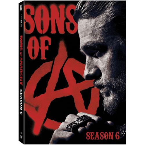 Sons of Anarchy: Season 6 (Bilingual)
