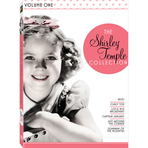 Shirley Temple: Volume 1