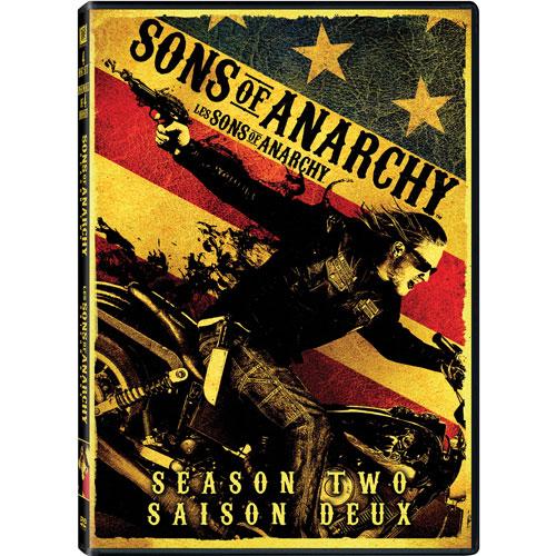 Sons of Anarchy : saison 2 (Bilingue)
