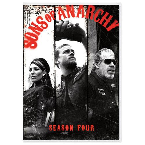 Sons of Anarchy: Season 4 (Bilingual)
