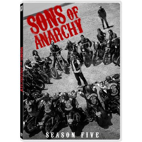 Sons of Anarchy: Season 5 (Bilingual)