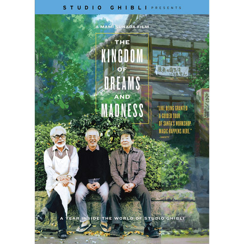 The Kingdom of Dreams & Madness