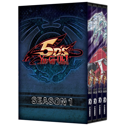 Yu-Gi-Oh! 5D's: Season 1