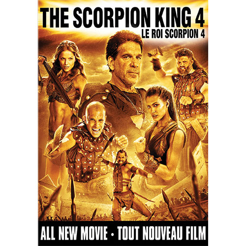 The Scorpion King 4: Quest for Power (2014)