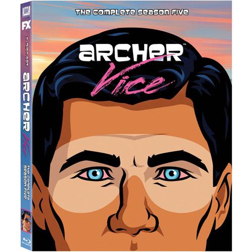 Archer: Season 5 (Blu-ray)