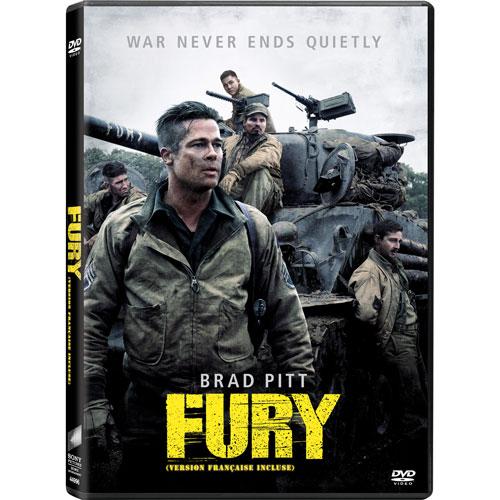 Fury (Bilingual) (2014)