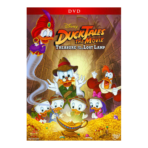 DuckTales: Treasure of the Lost Lamp (Anglais)