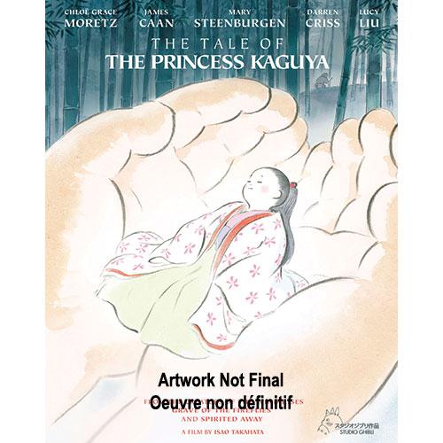 Tale of Princess Kaguya (2014)