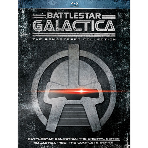 Battlestar Galactica: Remastered Collection (Blu-ray)